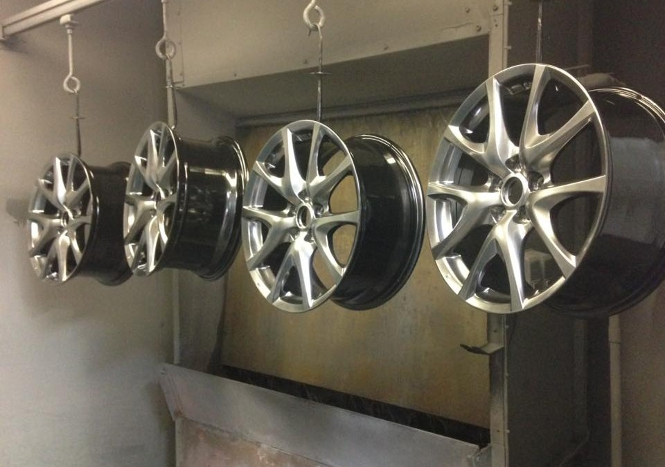 Alloy Wheels Project